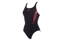 Arena Women&#039;s Race one piece black/hip rose